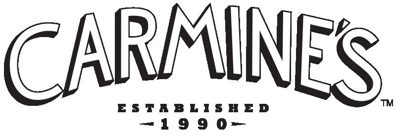 Carmine's Italian logo for print