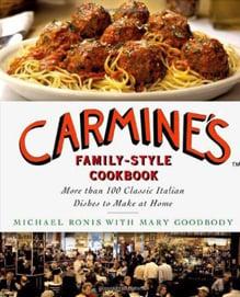 Carmine's Family Style Cookbook