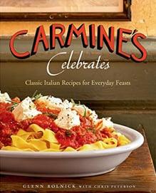 Carmine's Celebrates Cookbook