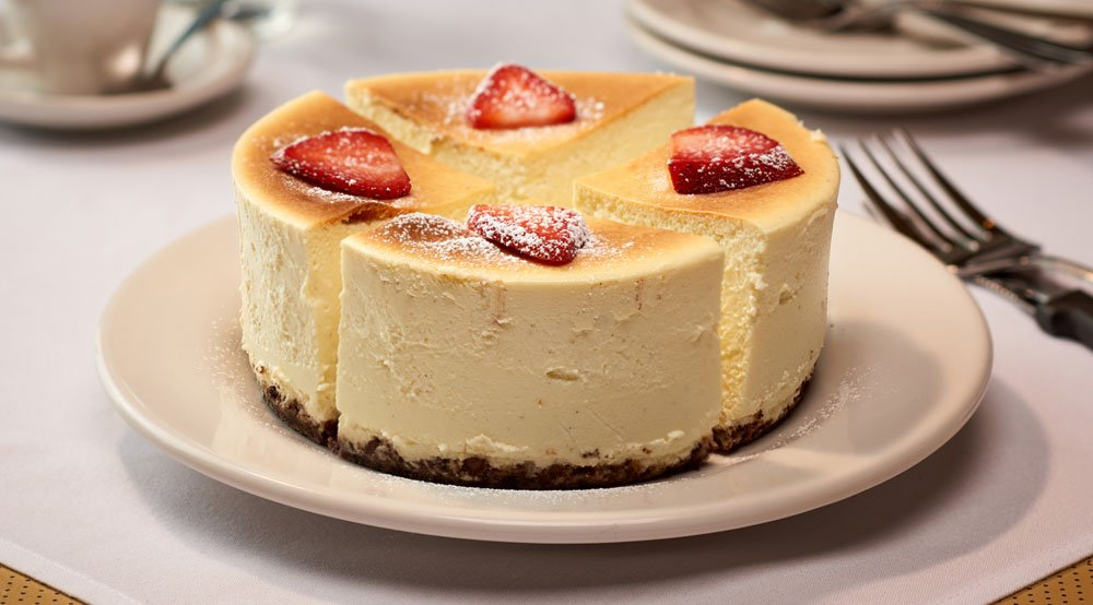 Italian Cheesecake (4 For)