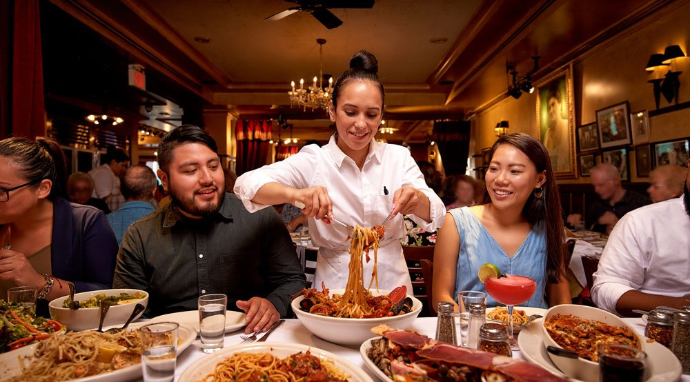 Carmine's Italian Restaurant Las Vegas | Make a Reservation Now!