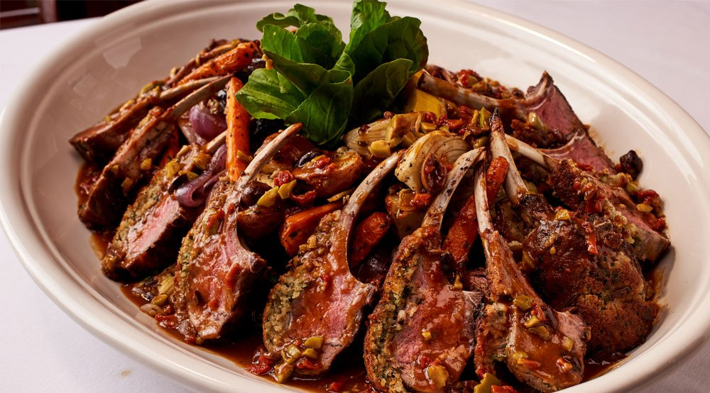 Rack of Lamb