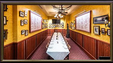 The Bernini Boardroom