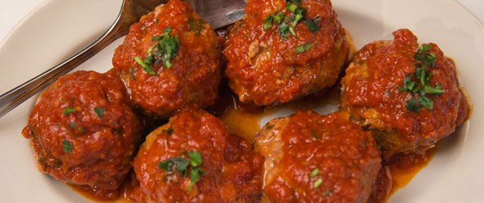 Carmine's Famous Meatballs For Just $1