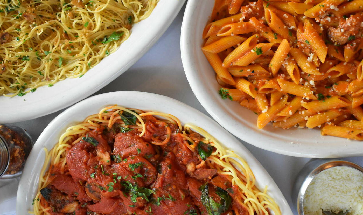 The best family style Italian in NYC